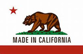 Made in California flag