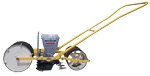3-row Clean Seeder AP push planter