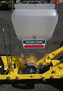Clean Seeder AP hopper extension