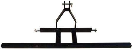 Clean Seeder hitch