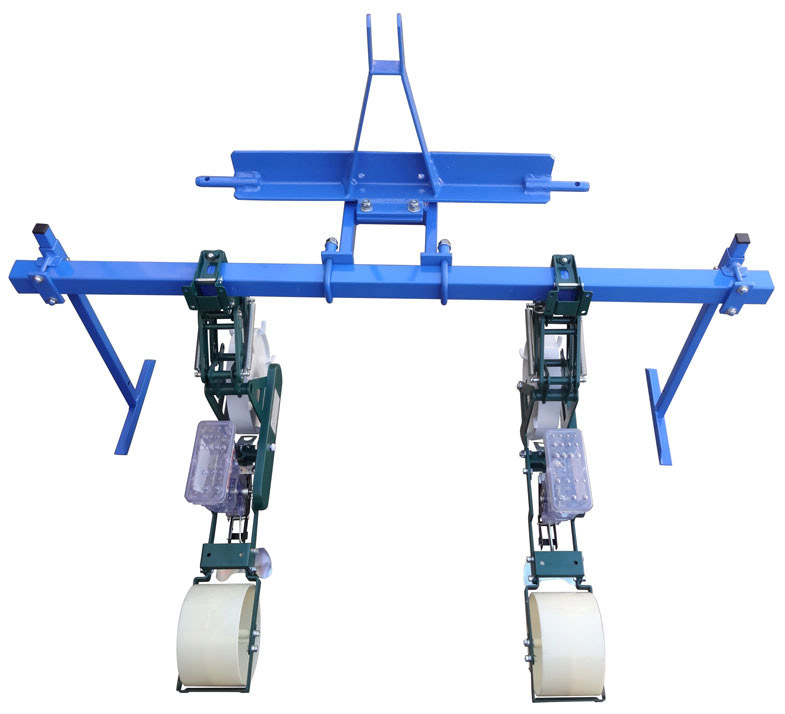 Clean Seeder APTB mounted on tool bar