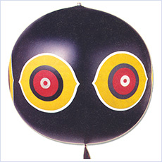 Black Eye Spot Balloon