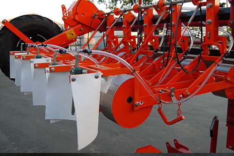 Seed planter spray system