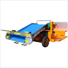 Ortomec 8100 harvester