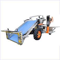 Ortomec 8200 harvester